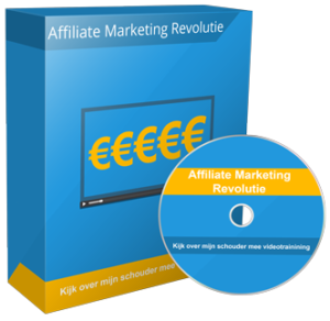 affiliate marketing revolutie cursus